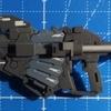 バンシィ(最終決戦仕様)<43回目>塗装7回目 バズーカの弾倉