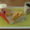 念願だった羽田フライト前の『ねんりん家カフェ』。バウムに癒された日・・・のお話。