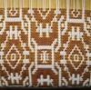 ヤノフ村の絵織り