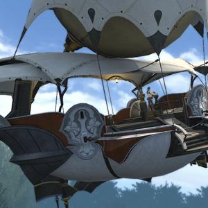 はじまりの青空飛行はメインテーマとと共に。