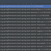 Spring Boot + npm + Geb で入力フォームを作ってテストする ( その57 )( build.gradle に記述する BOM を Spring IO Platform のものから Spring Boot のものに変更する )