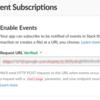 GASでClosedなesaの記事URLをSlackに貼ったら展開されるようにした