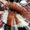 まるは食堂名古屋駅店のエビフライ丼!