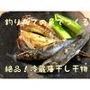 釣った魚で/絶品!冷蔵庫干し干物の作り方