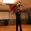 6月9日南米系イベントでフライングハヌマーンになったよ!