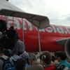 ヤンゴン空港から市内まで