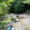 セローでお散歩~熊倉山周辺散策~