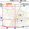 岩手県 国道4号 水沢東バイパスが2020年3月に部分開通