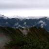 2020年(令和2年)の記録 郷愁の上越国境の山々と草紅葉映える尾瀬を行く - ④ 荒沢岳