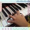 2番.4番の指が上がらず、ドミソの和音が弾けない時の練習法