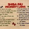 そのとおり!柴犬財産法 - Shiba Inu Property Law