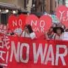 ★最初から戦争を仕掛けようとしている国に「戦争反対」をいくら唱えても戦争の脅威は無くなりません。