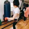 尼崎 ダイエット ジム 女性限定 キックボクシング
