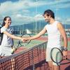 テニスでオフ会、、stelliter視点はこうだ!!