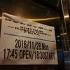 11/28 ロッカジャポニカ恵比寿リキッドルームワンマンライブ 予想通りの結果