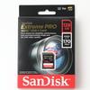 転送速度170MB/S⁉ SanDisk Extreme Pro SDXC 128GB 一眼レフカメラ・4K動画撮影時の処理も余裕でこなすSDカード