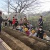 やまびこ:ブロッコリー植え