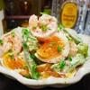 【レシピ】海老とオクラと半熟卵のマヨポンサラダ