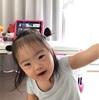 可愛らしい光景(2歳11ヶ月)