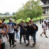 6年生 修学旅行⑥ 奈良公園班別研修 東大寺大仏殿など