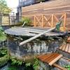 三島市にある雷井戸、名前で想像した以上のインパクト