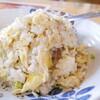 【帯広】あえて「しっとり」で出てくる炒飯。家の炒飯ともまた違う美味しさ。