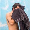 最も健康的な湯上りタオルの使い方