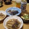 肉豆腐、サッポロクラシック