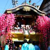 曳山祭のコースがネットで公開されてるよヽ(゚∀゚)ノ