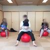 3/6の子連れバランスボールレッスン@札幌の様子♡子連れだってくじけないっ!