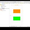 【iOS】Xcode 9.0 StoryboardでAutoLayout2
