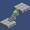 【Unity】2Dタイルマップ⑧ Isometricなフィールドで階段を登る
