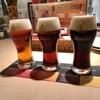 ビール三種と小鉢三種のマリアージュセット税別1980円にハマってる@エビスバーアピア店
