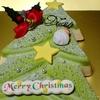ルタオのクリスマスケーキとわんこ用クリスマスケーキ&俳句界1月号に♪