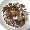 【口コミ】朝食に最適「ごろっとグラノーラ」チョコナッツ!おいしい非常食としてもおすすめ!