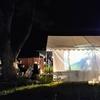 犬山マルシェ NIGHT BAZZAR 宵ステージ ライトドローありがとうございました! 内田防災公園(犬山/愛知)
