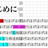 【InDesign】【JavaScript】条件テキストで文字校正(ハイライトで可視化)1/2