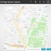 Googleマップの詳細かつ広い範囲の地図を印刷する方法。