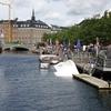 デンマーク 「運河から見たコペンハーゲン」の思ひで…