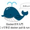 Docker ガチ入門 〜つくって学ぶ docker pull & run 編〜