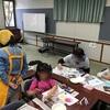 イベントで『親子でパステルアート体験』
