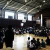 開校記念を祝う集会