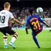 年下には年下がいるもんで〜ラ・リーガ第4節 FCバルセロナvsバレンシアCF マッチレビュー〜