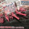 【ゾイド ワイルド/ZOIDS WILD】 ゾイド ZW50 カスタマイズウェポン 改造武器 キャノン+レーザーコンバットユニット レビュー