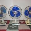 昭和レトロな扇風機3台