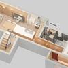 昆山住宅設計|結局欲しいのはシンプルな家! 飽きのこない内装