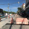 ドンタンビーチ工事進捗12月