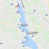 北浦サイクリング 山田川河口〜鉾田市高田
