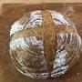 自家製天然酵母+イーストのパン