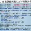 特許実務-間接侵害と特許保証(その1)